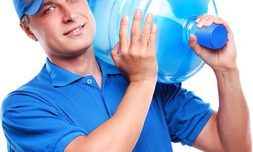 Доставка воды домой